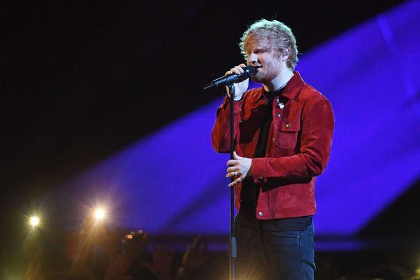 Ed Sheeran, marele câştigător-Billboard Music Awards 2018