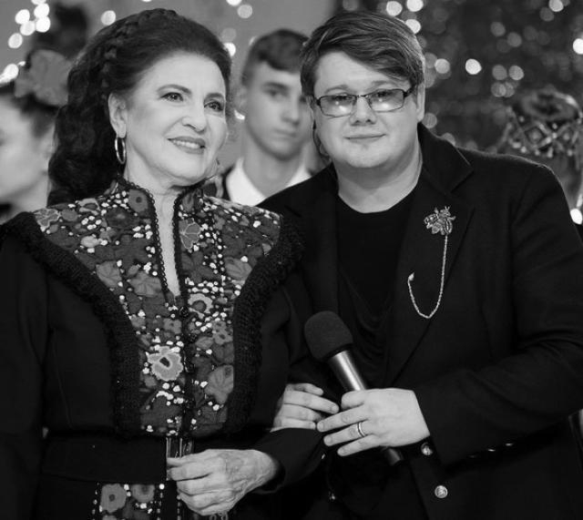 Fuego colaborează de 15 ani cu Irina Loghin