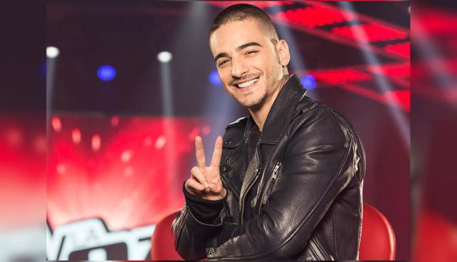 "Maluma va fi jurat la ""The Voice"""