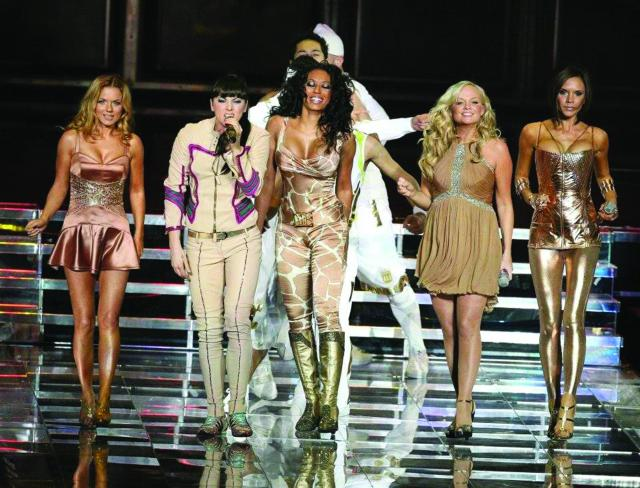 Grupul The Spice Girls se reuneşte