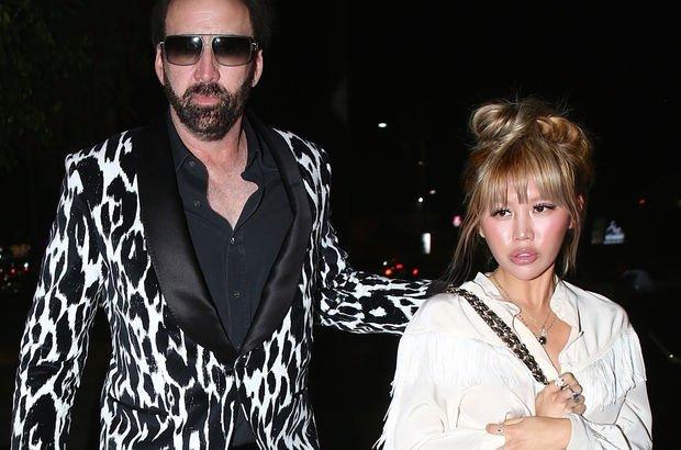 Nicolas Cage și Erika Koike, sex cu peripeții