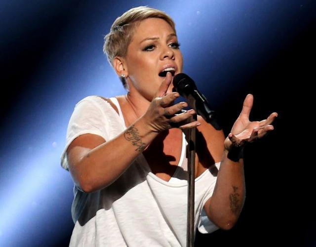 Pink şi-a anulat al treilea concert la Sydney