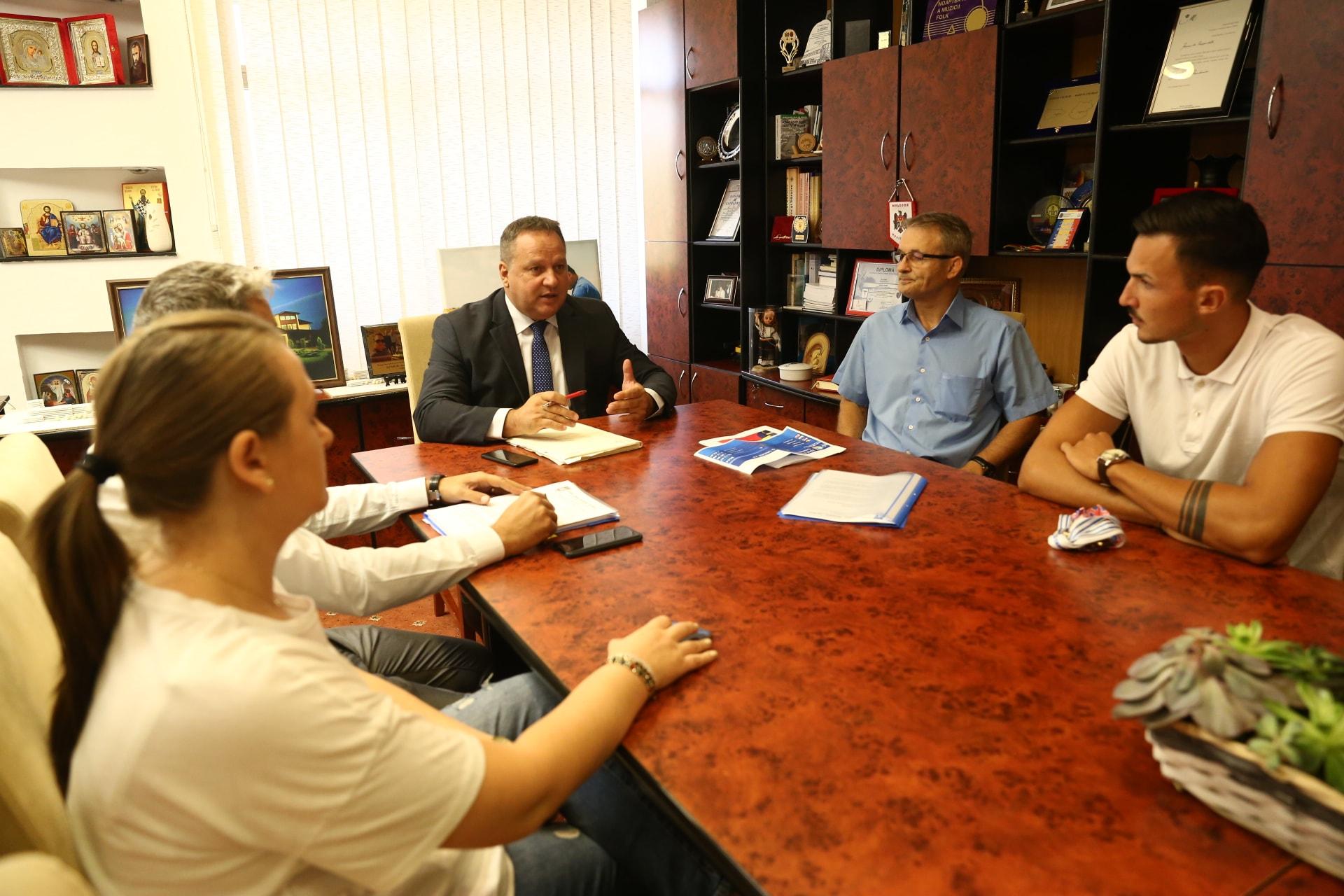 """Vasile Iliuță: """"Nu sunt de acord cu dubla legitimare a sportivilor"""""""