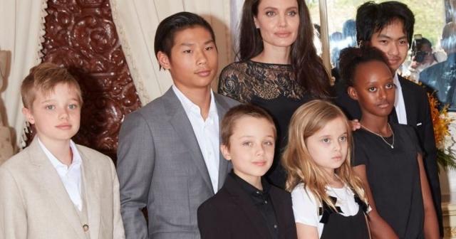 Angelina Jolie lasă Hollywoodul pentru Londra