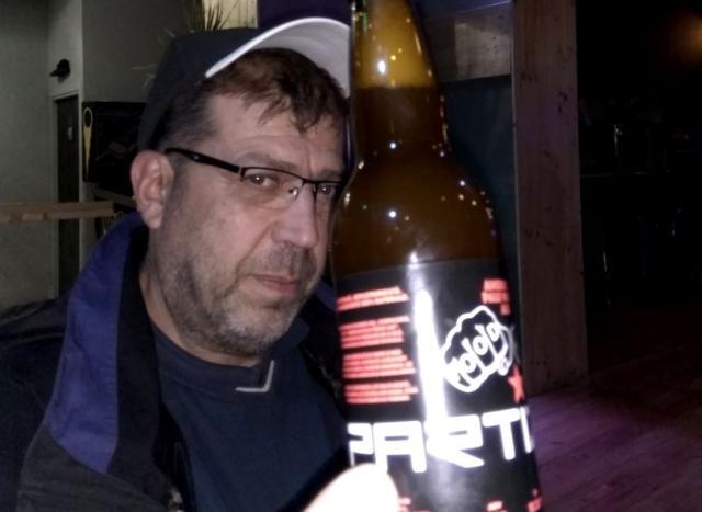 """Acum pe piață noua bere marca """"Partizan"""""""