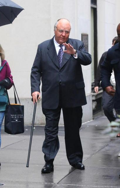 Russel Crowe, nerecunoscut pe străzile din Manhattan