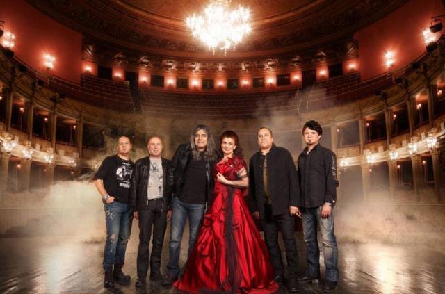 Felicia Filip alături de Iris au adus opera în lumea rock-ului din România