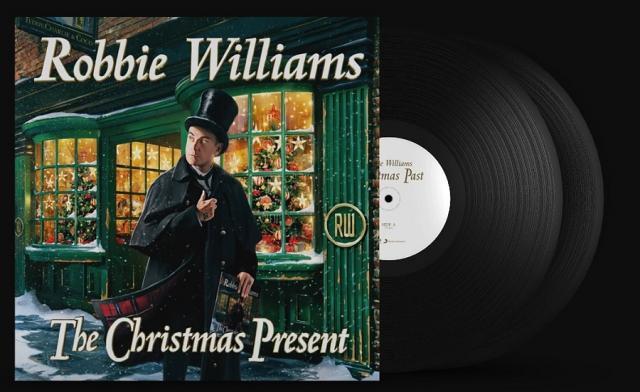 Robbie Williams va lansa în noiembrie primul său album cu cântece pentru Crăciun