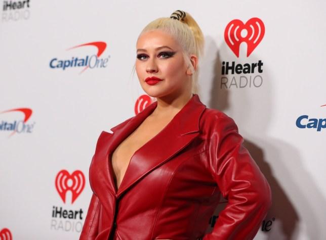 Christina Aguilera s-a îngrăşat și are noi probleme personale?