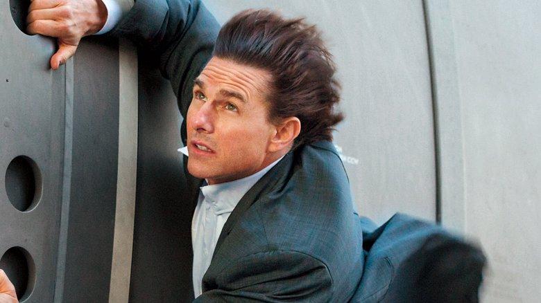 Tom Cruise, prea bătrân pentru cascadorii