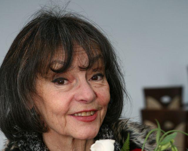 Marina Voica se relansează la 83 de ani