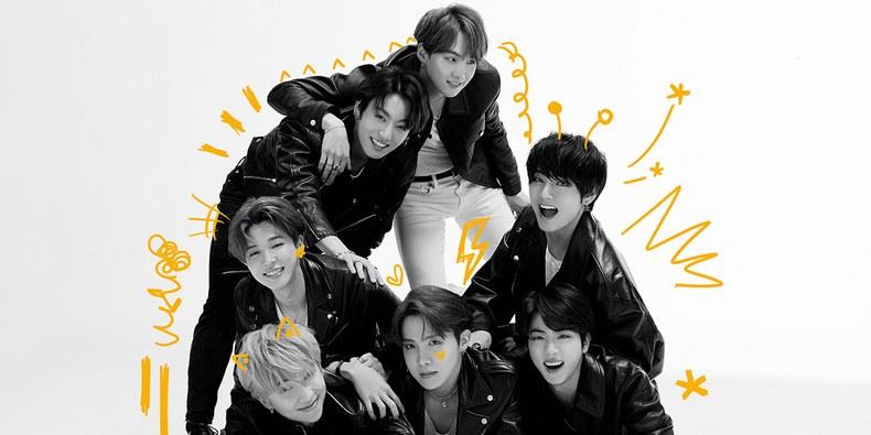 Trupa sud-coreeană BTS a lansat noul album ''Map of the Soul: 7''